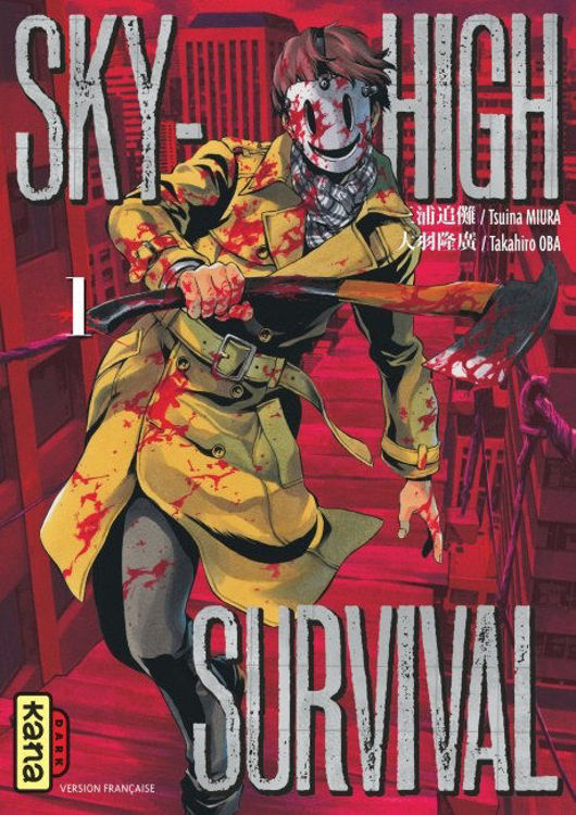 Sky-High Survival Tome 01