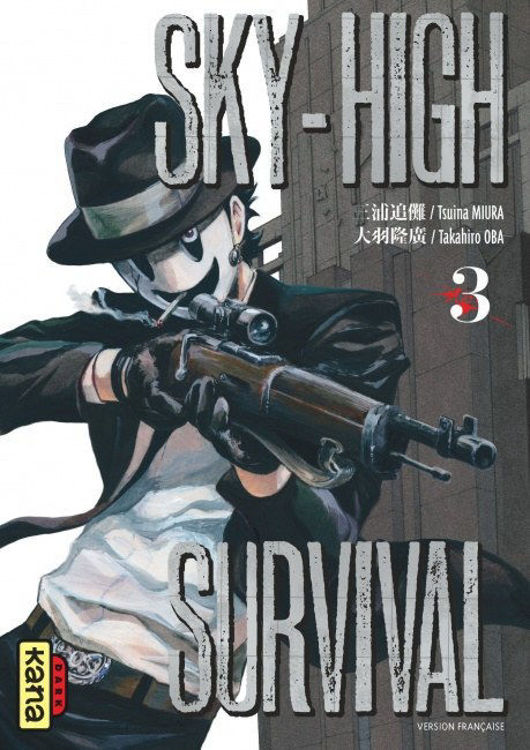 Sky-High Survival Tome 03