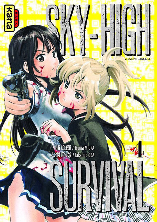 Sky-High Survival Tome 04
