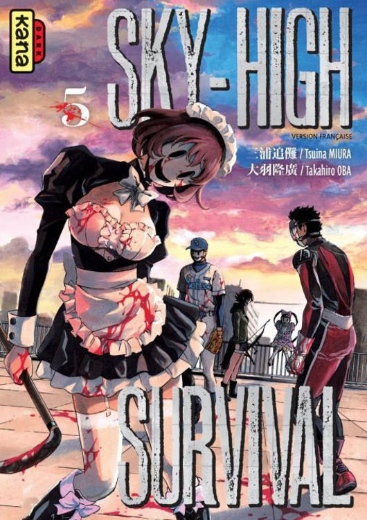 Sky-High Survival Tome 05