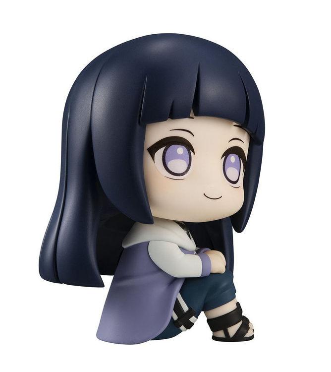 Fiche - Figurine LOOK UP Hyuga Hinata