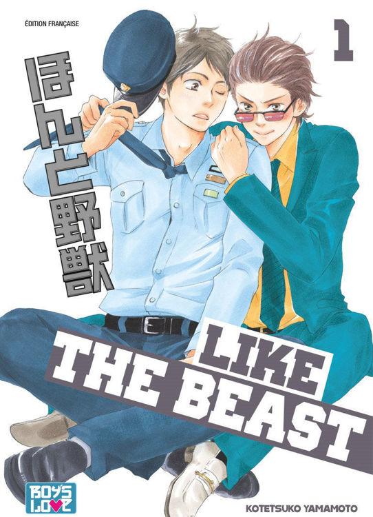 Like The Beast Tome 01