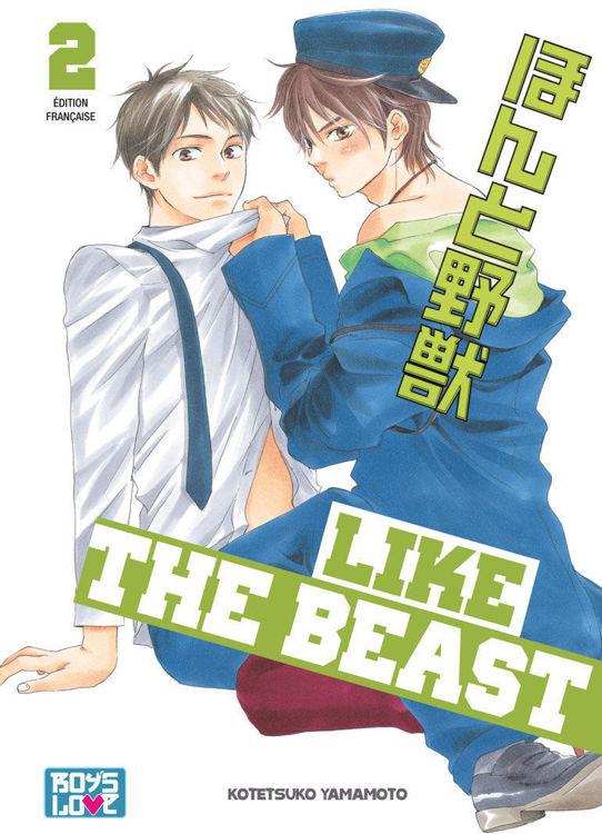 Like The Beast Tome 02