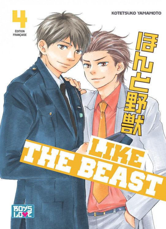 Like The Beast Tome 04