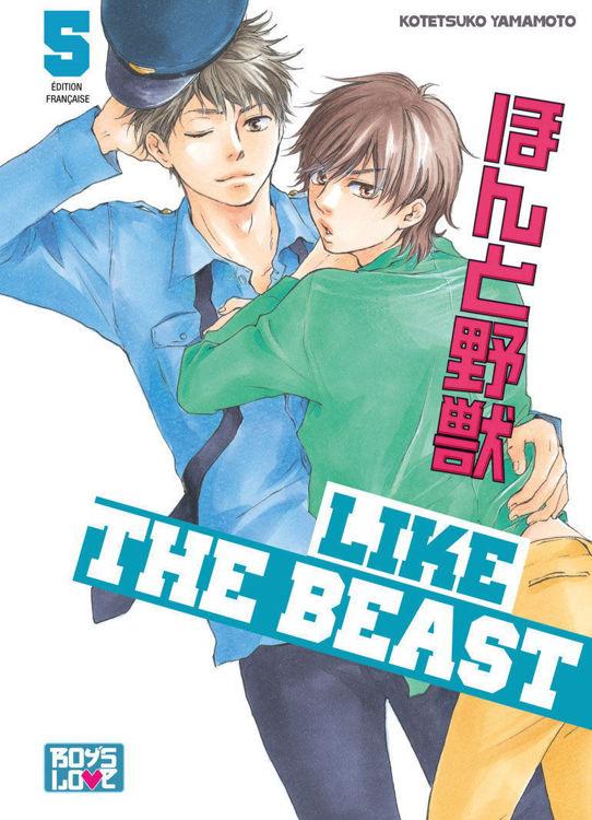Like The Beast Tome 05