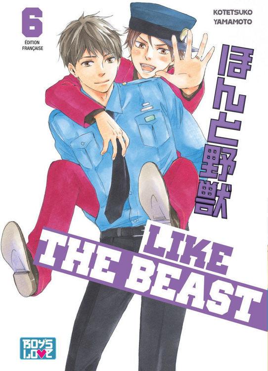 Like The Beast Tome 06
