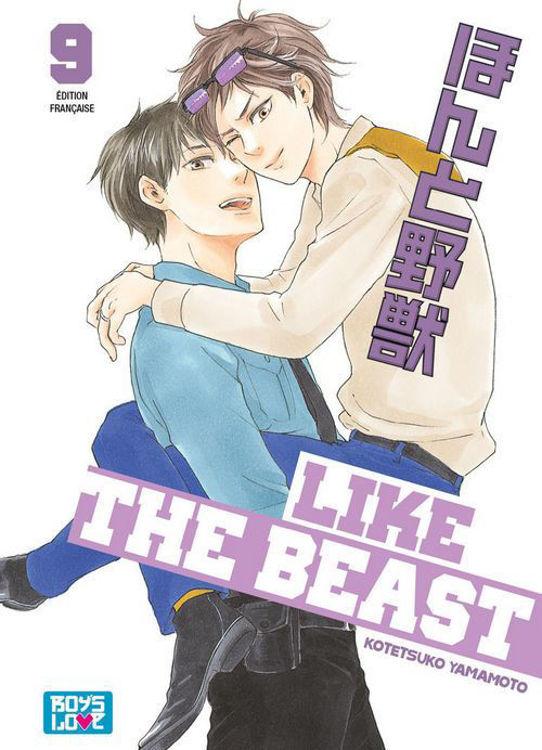 Like The Beast Tome 09