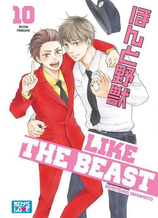 Like The Beast Tome 10