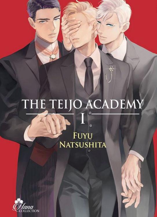 The Teijo Academy Tome 01