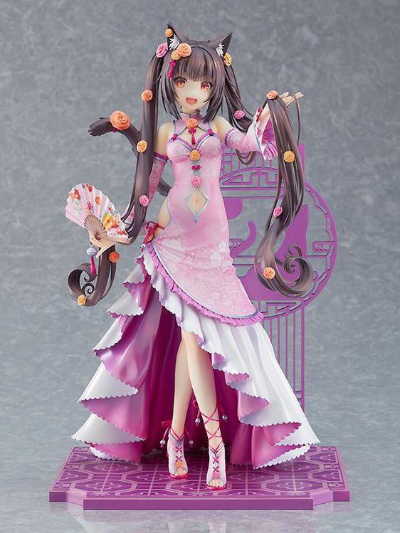 Nekopara - Figurine Chocolate : Chinese Dress Ver.