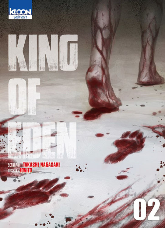 King of Eden Tome 02