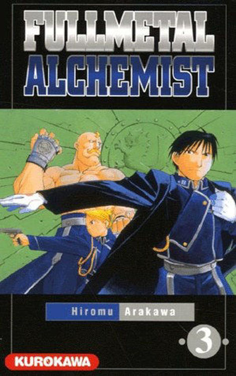 Fullmetal Alchemist Tome 03