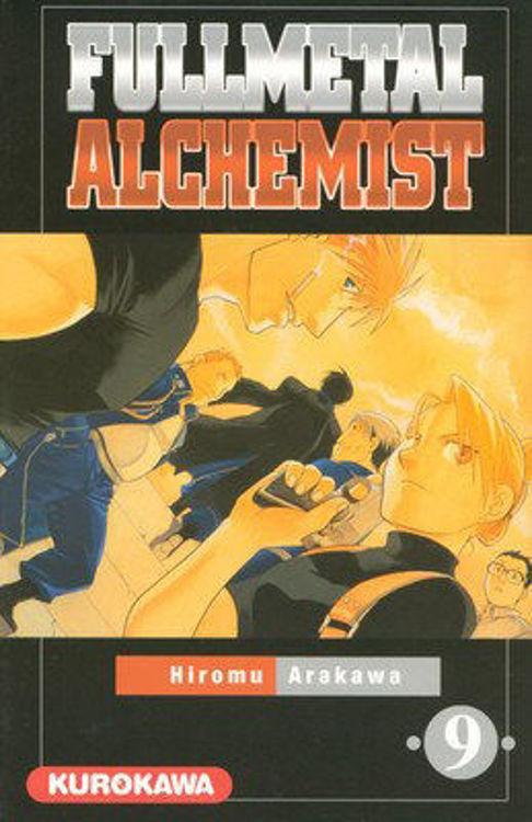 Fullmetal Alchemist Tome 09