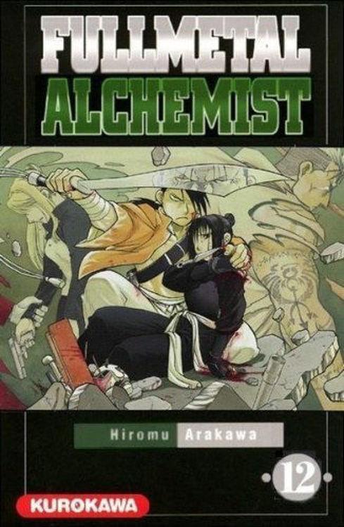 Fullmetal Alchemist Tome 12