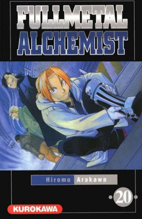 Fullmetal Alchemist Tome 20