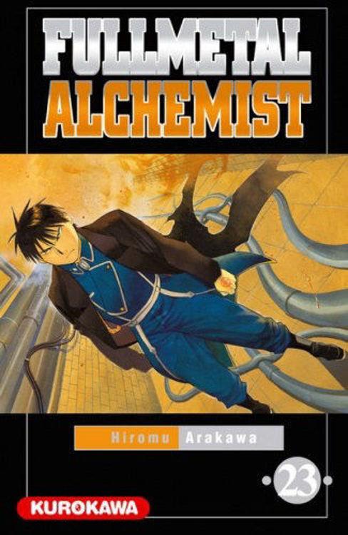 Fullmetal Alchemist Tome 23