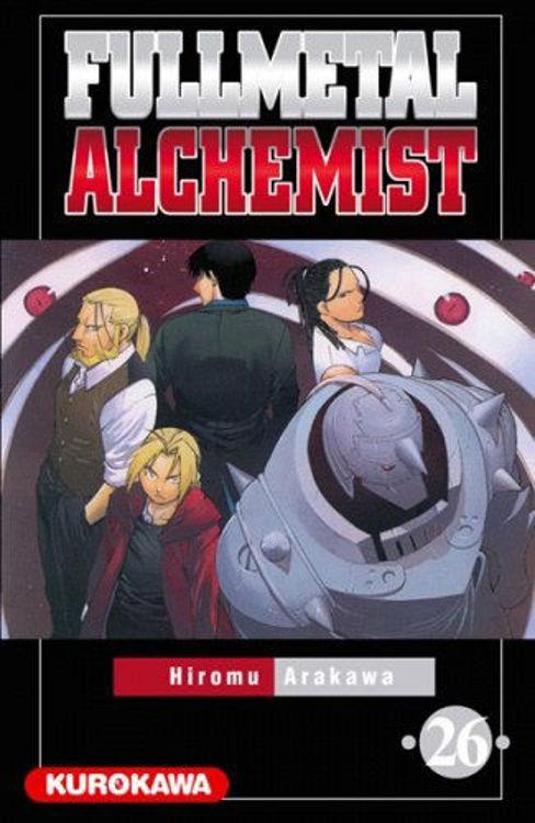 Fullmetal Alchemist Tome 26