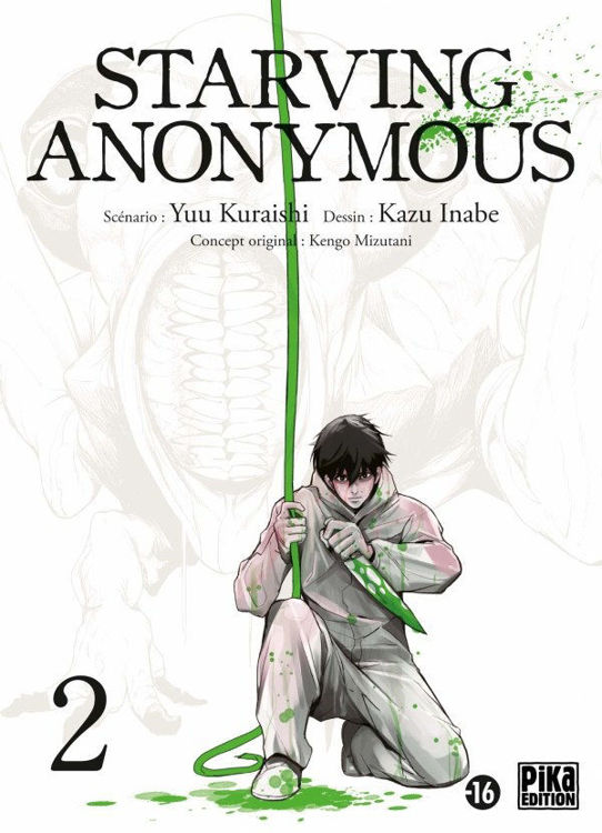 Starving Anonymous Tome 02
