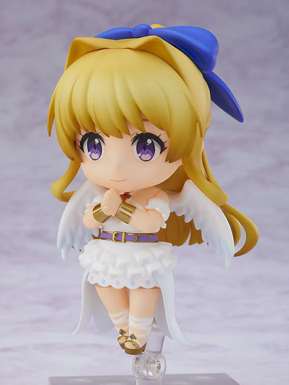 Cautious Hero: The Hero Is Overpowered But Overly Cautious - 1353 Nendoroid Achilles Ristarte