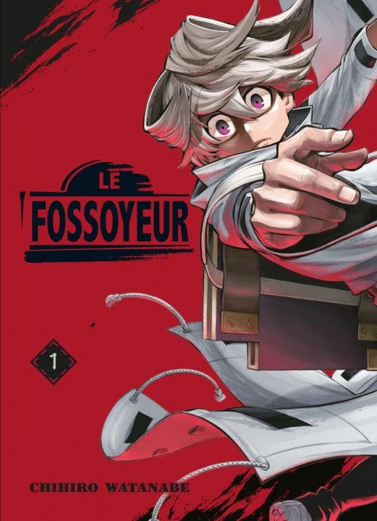 Le Fossoyeur Tome 01