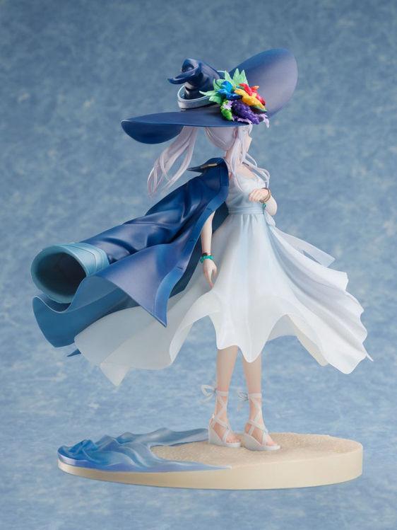Majo no Tabitabi - Figurine Elaina : Summer One-piece Dress Ver.