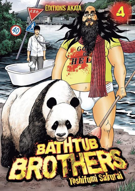 Bathtub Brothers Tome 04