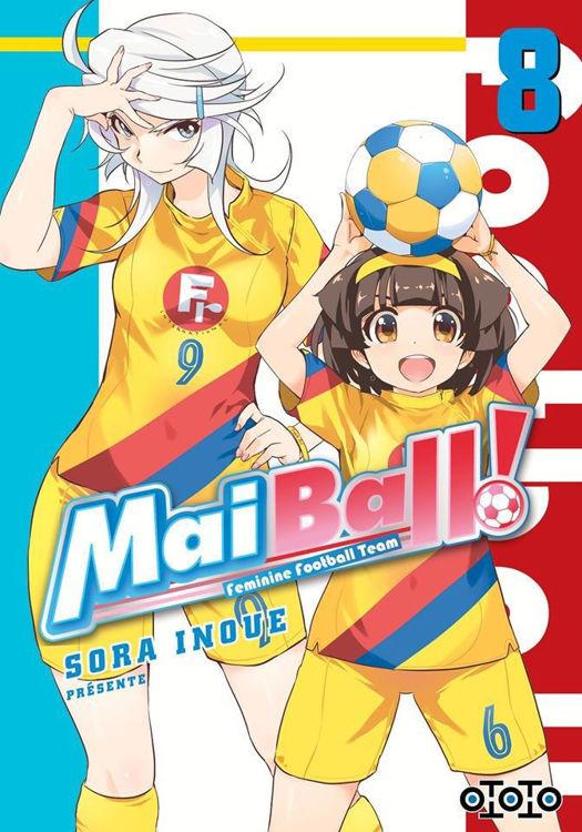 Mai Ball! Tome 08
