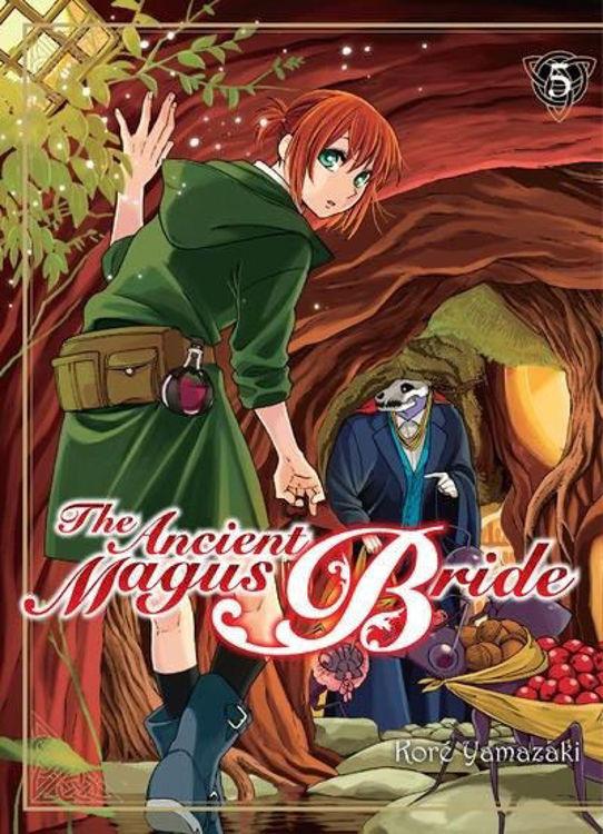 The Ancient Magius Bride Tome 05