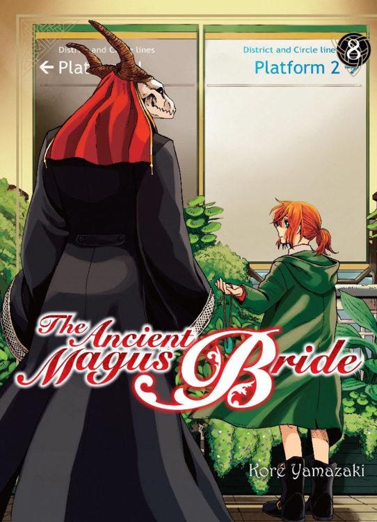 The Ancient Magius Bride Tome 08
