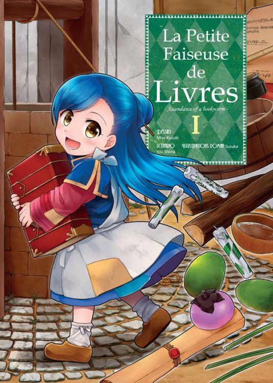 La Petite Faiseuse de Livres Tome 01