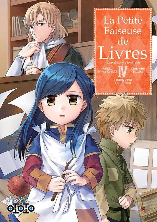 La Petite Faiseuse de Livres Tome 04