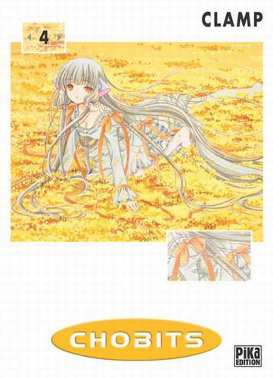 Chobits Tome 04