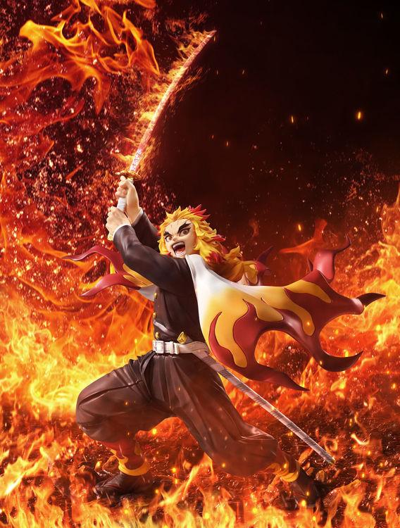Demon Slayer - Figurine Rengoku Kyojuro : DX Ver.