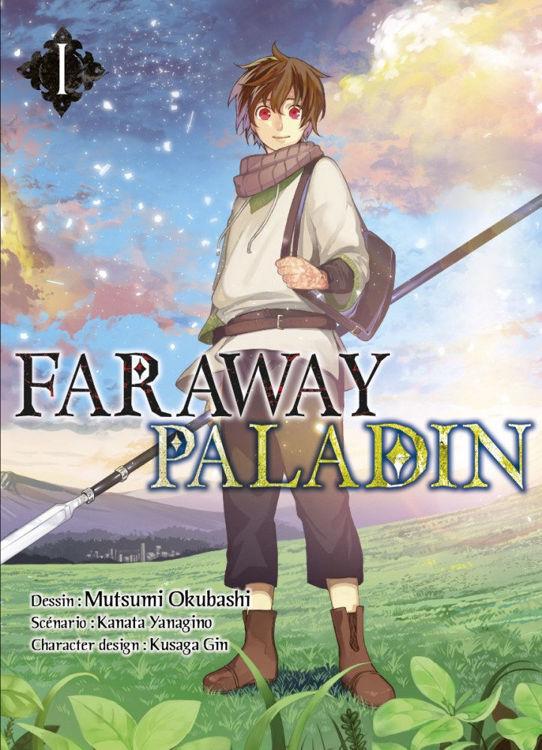 Faraway Paladin Tome 01