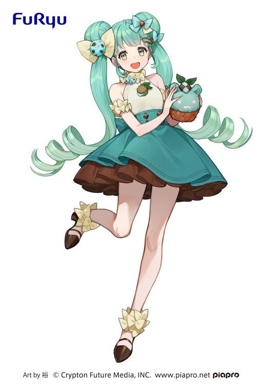 Vocaloid - Figurine Hatsune Miku : Chocolate Mint Ver.