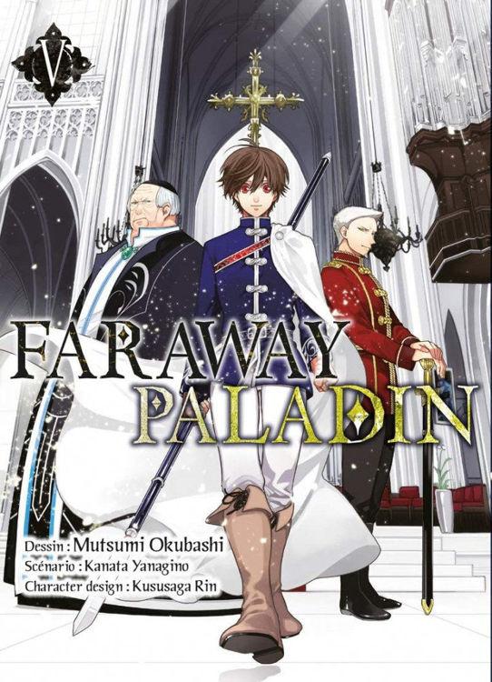 Faraway Paladin Tome 05