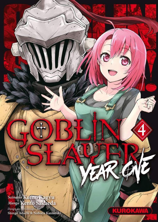 Goblin Slayer - Year One Tome 04