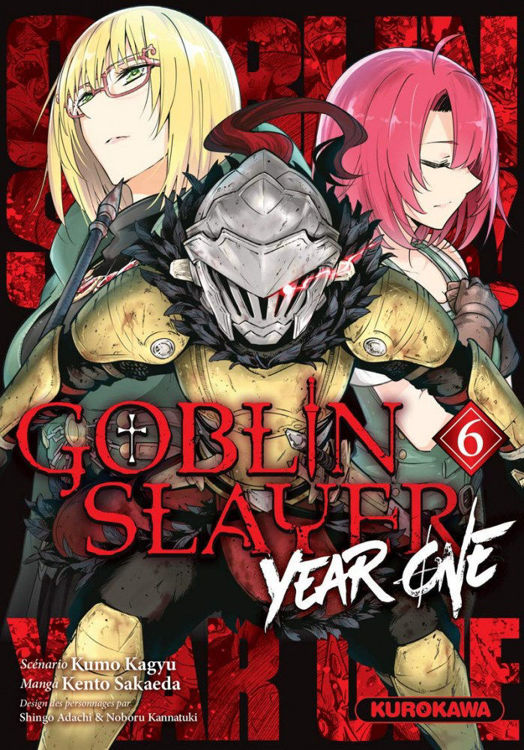Goblin Slayer - Year One Tome 06