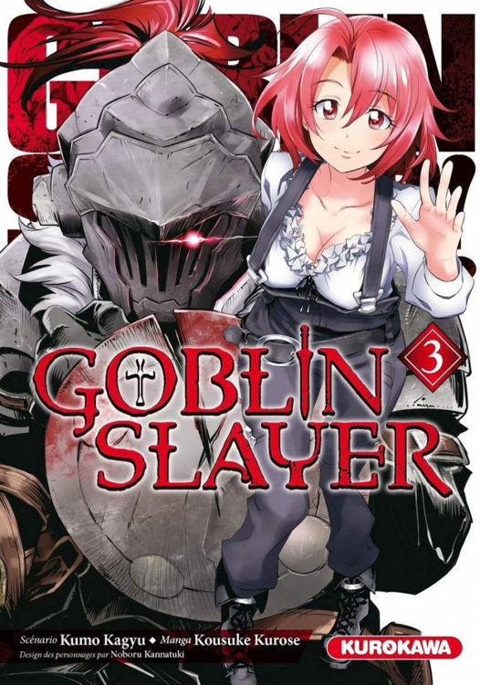 Goblin Slayer Tome 03