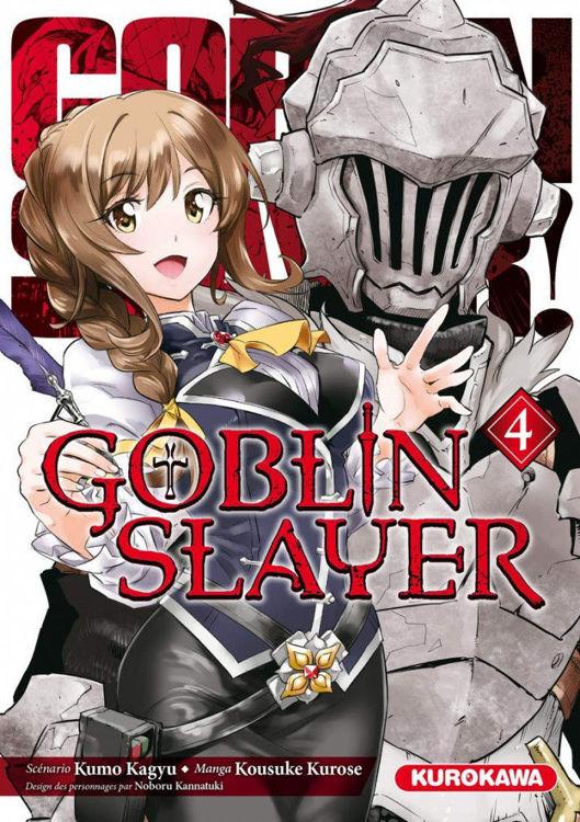 Goblin Slayer Tome 04