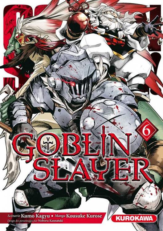Goblin Slayer Tome 06