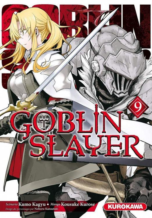 Goblin Slayer Tome 09