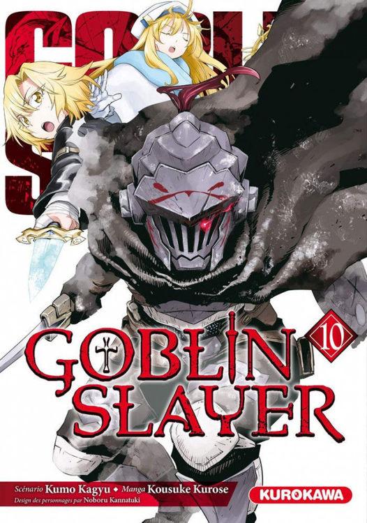 Goblin Slayer Tome 10