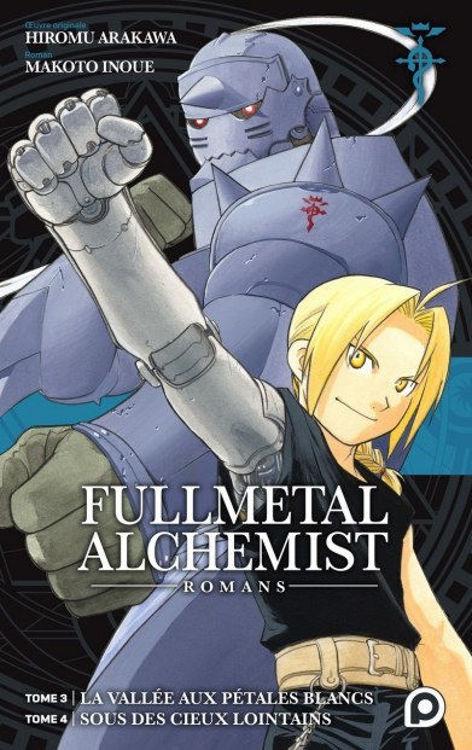 Fullmetal Alchemist - Roman Tome 02