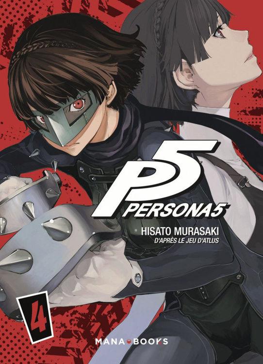 Persona 5 Tome 04