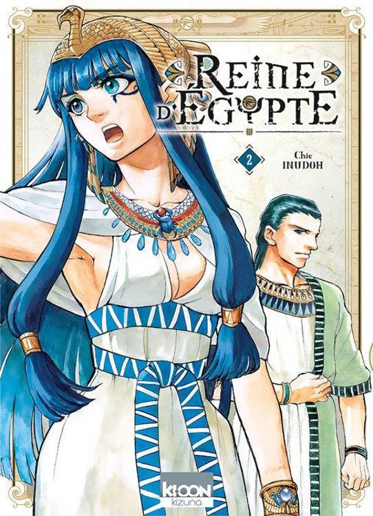 Reine d'Égypte Tome 02