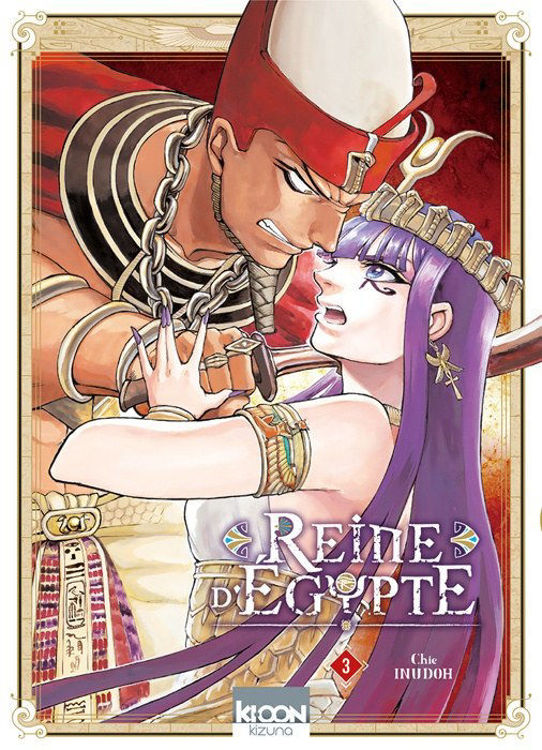 Reine d'Égypte Tome 03