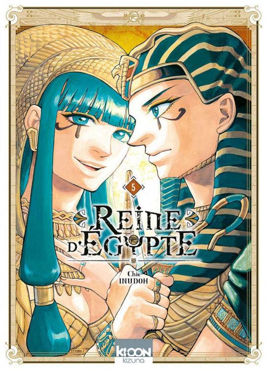 Reine d'Égypte Tome 05