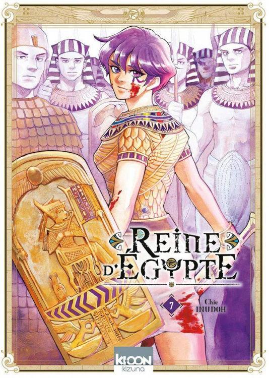 Reine d'Égypte Tome 07
