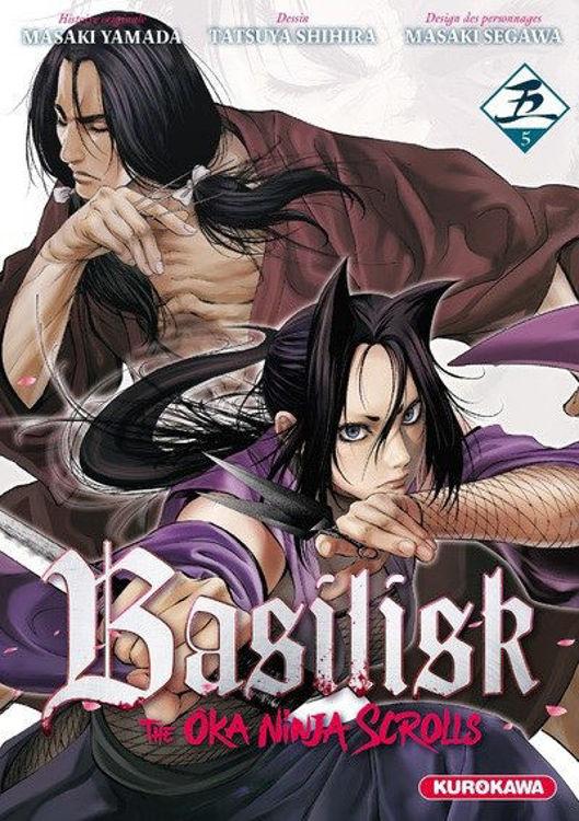 Basilisk - The Ôka Ninja Scrolls Tome 05